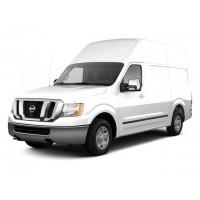 Nissan NV Cargo Shelving