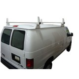 2 Bar Aluminum Ladder/Utility Rack - Ford Econoline 1994-2014