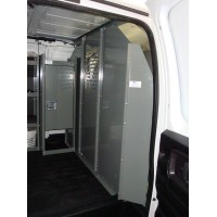 GMC Savana Safety Partitions