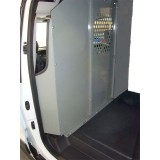 2014 - 2017 Ford Transit Connect Van Safety Partition, Bulkhead