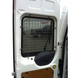 2010-2013 Ford Transit Connect - 2 Rear Window Safety Screens - Set of 2 screens