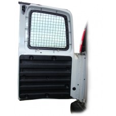Chevy Express, GMC Savana - 2 Side Window Safety Screens - 2 Side Hinged Doors