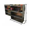 Base Van Shelving Package - Set of 2 Shelves, GMC, Chevy, Ford
