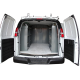 Shelving Package PRO - Full Size Van - 2+1 unit with Door Kit