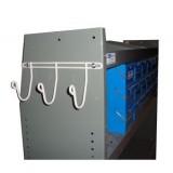 Utility Hook for Van Shelving