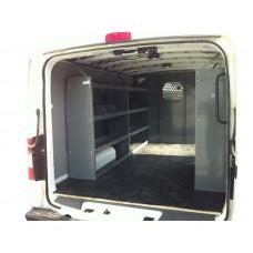 Base Van Shelving Package - Set of 2 Shelves - Low Roof Ford Transit