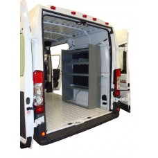 Ford Transit Full Size Medium and High Roof Shelving Unit