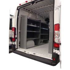 Set of 2 Shelving Units Ford Transit Full Size Medium and High Roof