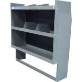 "Nissan NV200 Van Shelving  Space Saver 32""L x 44""H x 13""D"