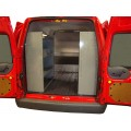 """Set of 2 - Ford Transit Connect Shelving 38""""Lx44""""Hx13""""D"""