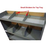 Shelving Dividers for Top Tray