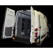 Ford Transit Full Size Van Shelving