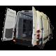 Set of 2 Sprinter Van Shelving Units