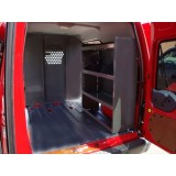 "Ford Transit Connect Shelving Unit 38""Lx44""Hx13""D"